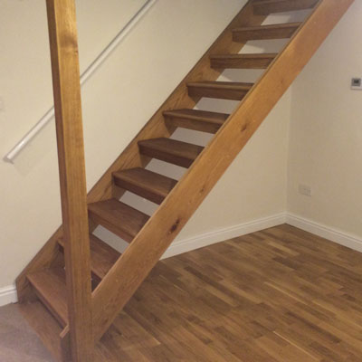 staircase information learn about staircase termilogy uk